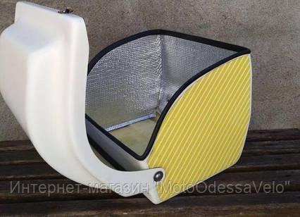 Передний кофр для скутера Yamaha Gear термо, фото 2