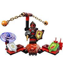 Конструктор LEGO Nexo Knights Beast Master (70334)