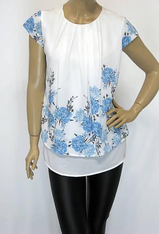 Шифонова блузка, фото 2