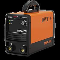 Сварочный инвертор постоянного тока DWT MMA-200