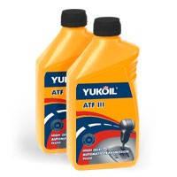 Масло для автоматических коробок Yukoil ATF III (1 л), фото 1