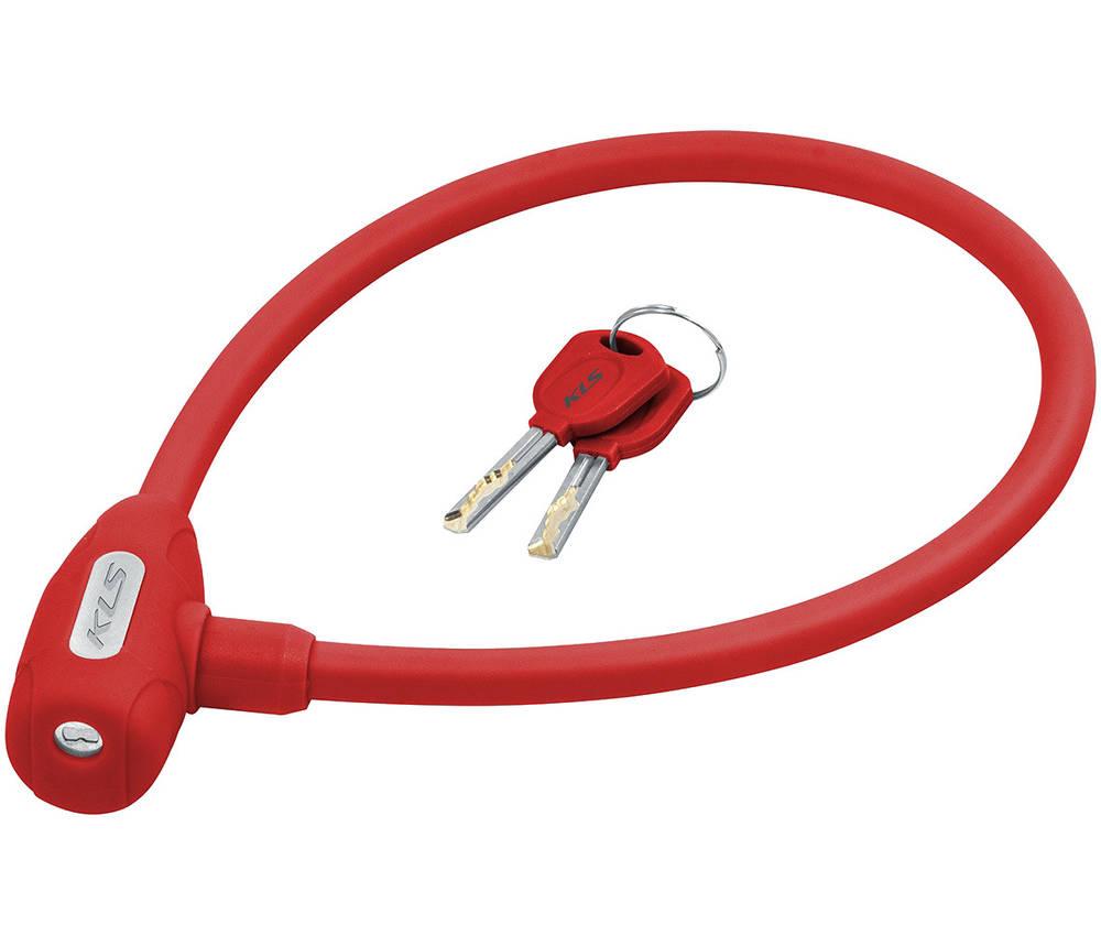 Велозамок KLS Jolly 12x650 Red, фото 2
