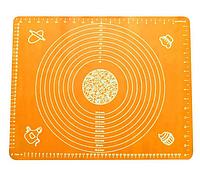 Силіконовий килимок для розкочування тіста (50 х 70 см) арт. 830-2А-1