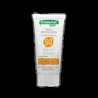 Водостойкий солнцезащитный крем SPF 50+ подходит для всех типов кожи 75 мл Вевак