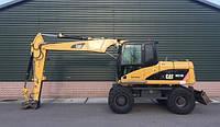 Колёсный экскаватор Caterpillar M313D 2008 года , фото 1