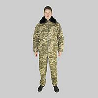 Куртка военная зимняя техническая - летная, (техничка)