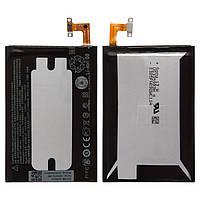 Аккумулятор (АКБ, батарея) B0P6B100 для HTC One M8, One M8e, One M8e, 2600 mAh, оригинал