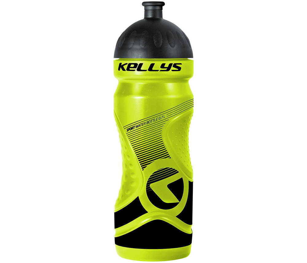 Велофляга KLS Sport 2018 700 ml Yellow, фото 2