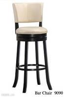 Мягкий барный стул 9090