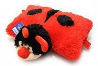 Подушка игрушка Божья коровка В102
