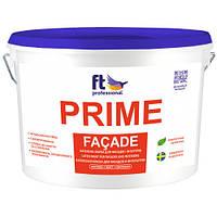 Универсальная латексная краска для фасада и интерьера FT Pro Prime Facade 10 л