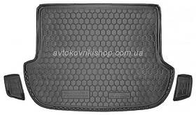 Резиновый коврик багажника Subaru Forester 2008- Avto-Gumm