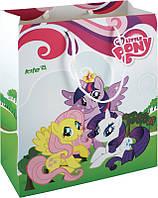 Пакет бумажный подарочный Kite Little Pony