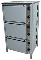 Шкаф жарочный ШЖЭ-3 3-камерный, фото 1
