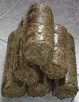 Топливные брикеты NESTRO из соломы