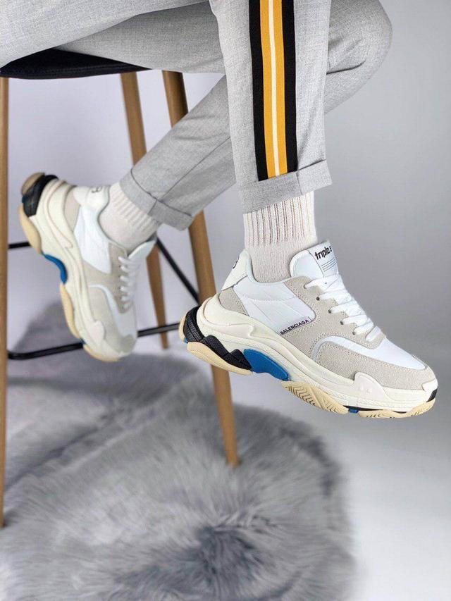 Кросівки Balenciaga Triple Triple S 2.0 White