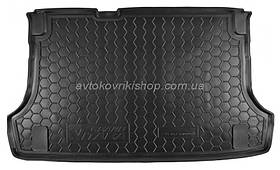 Резиновый коврик багажника Suzuki Grand Vitara 2006- Avto-Gumm