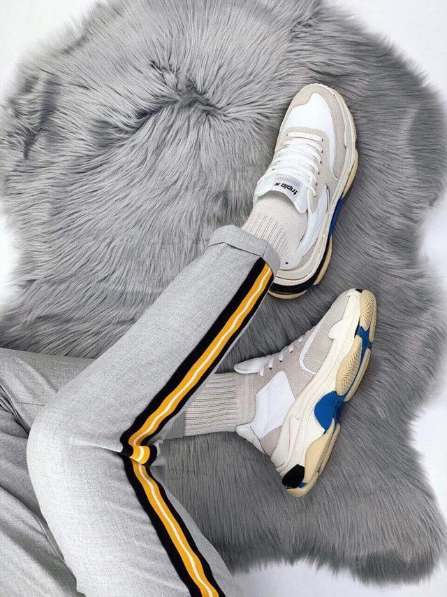 Кросівки Balenciaga Triple Triple S 2.0 White зображення