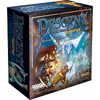Descent Странствия во тьме Купить - Базовая игра. Ролевая бродилка