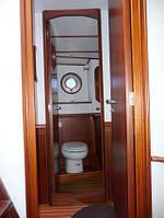 Sanimarin Comfort Plus Новая модель судовой унитаз