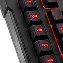 "Sharkoon Skiller PRO+  Illuminated Gaming Keyboard (000SKSKP) ""Over-Stock""БУ, фото 3"