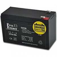 Акумулятор для ДБЖ Full Energy FEP-127, 12В 7А/год