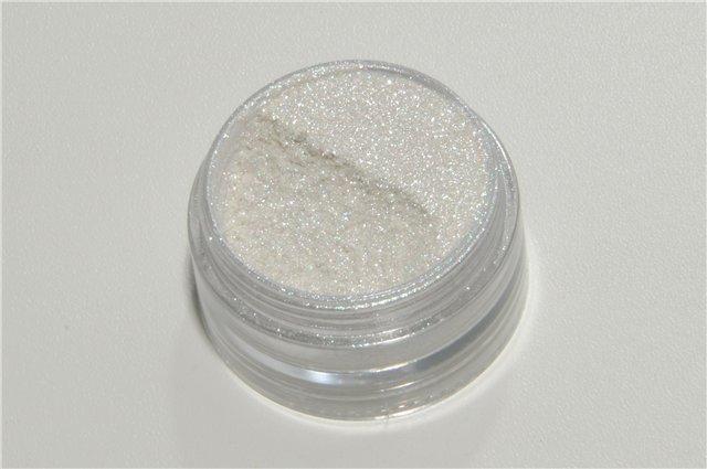 Мика косметическая Silver Sparkle 3 г
