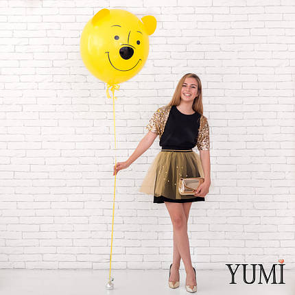 Воздушный шар-гигант Винни Пух, фото 2