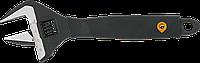 Ключ 03-014 Neo разводной 200 мм, 0-38 мм дополнительно удлененные губки CV