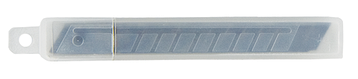 Леза для ножів BUROMAX 9 мм (10 лез в упаковці)