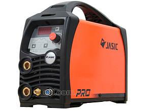 Аргоновый сварочный аппарат для нержавейки Jasic TIG 180 P (W211) PRO DC