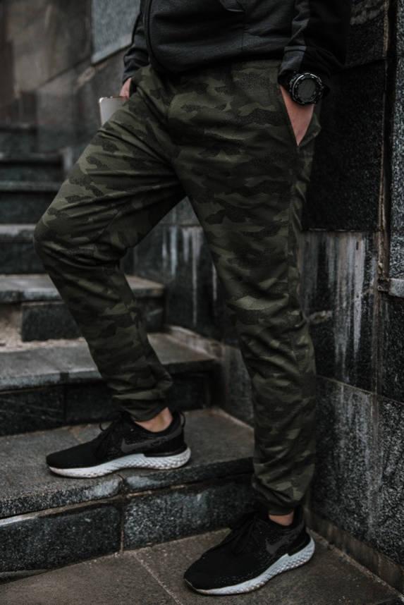 Мужские спортивные штаны камуфляж, фото 2