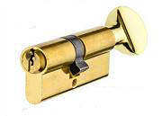 Цилиндровый механизм YUTL 60 мм англ.ключ-поворотник, фото 1