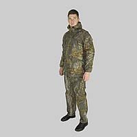 """Куртка осенняя """"Горка"""" для охоты и рыбалки из белорусской ткани - темный лес"""