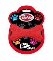 Игрушка для собак Кость жевательная PetNova 10.5 см