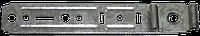 Анкерная пластина с зажимом 44мм