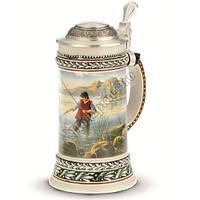 "Кружка для пива ""Рыбак"" SKS (93353)"