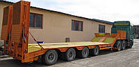 Трал для перевозки негаборитных грузов