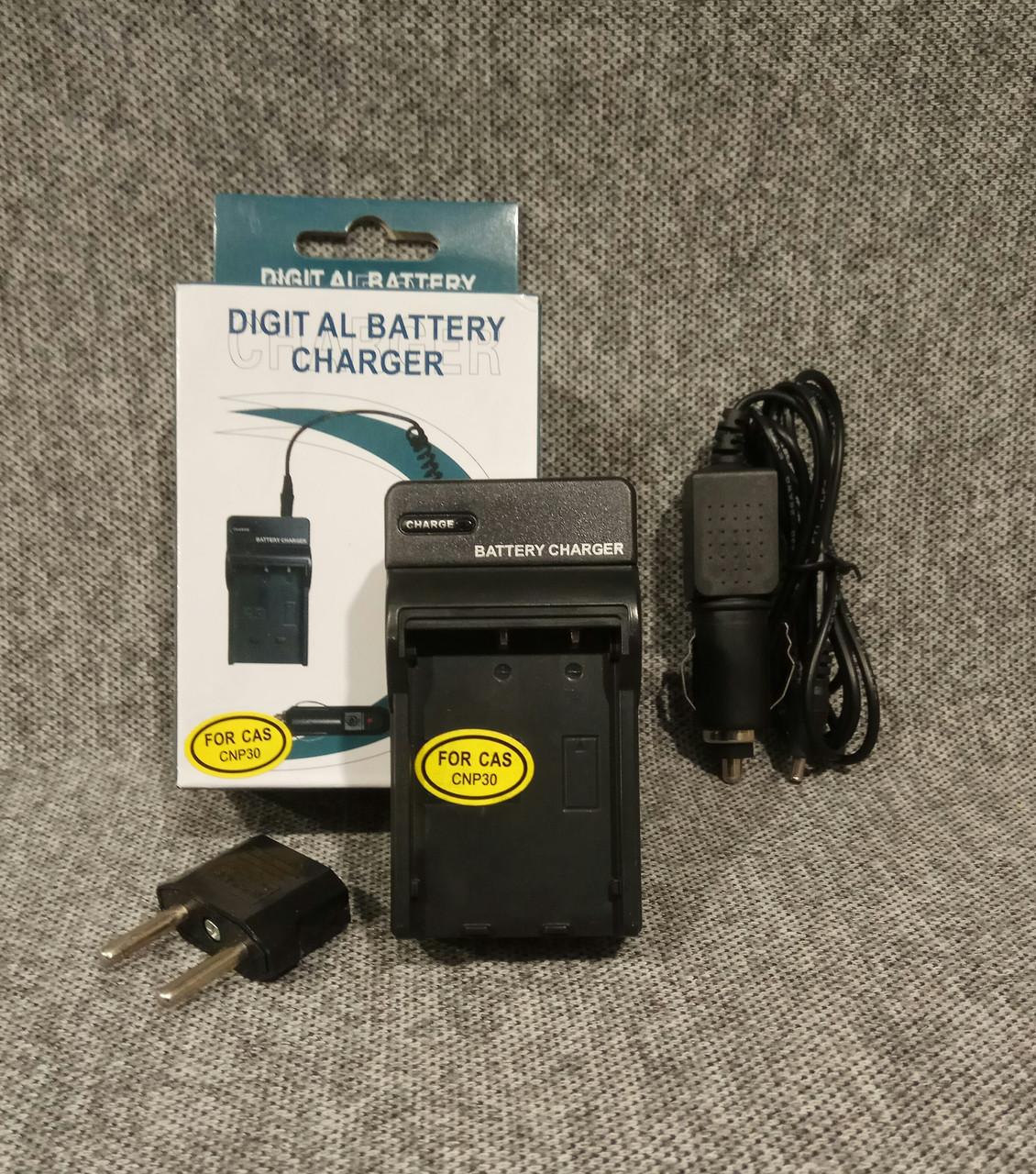 Зарядное устройство CASIO NP30