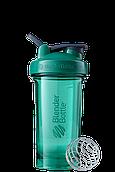 Спортивная бутылка-шейкер BlenderBottle Pro24 Tritan 710ml Green (ORIGINAL)