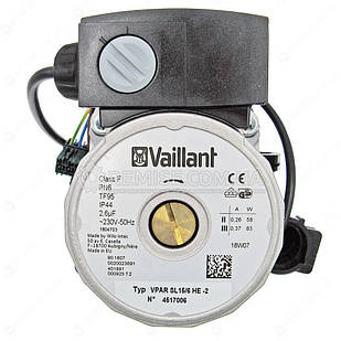 Насос Vaillant turboTEC, atmoTEC Pro - 0020020023