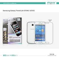 Защитная пленка Nillkin для Samsung Galaxy Trend S7390 матовая