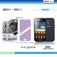 Защитная пленка Nillkin для Samsung i8160 Galaxy Ace 2 матовая