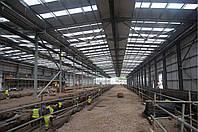 Комплексная реконструкция административных, промышленных,  зданий