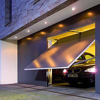 Подъемные ворота гаражные, фото 1