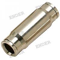 """Муфта соединительная Ender для трубы 3/8"""" для туманообразования высокого давления"""