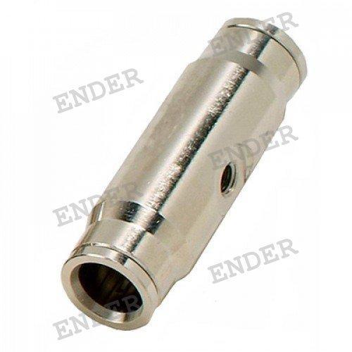 """Муфта Ender 3/8"""" для одной форсунки 10/24"""" туманообразования высокого давления"""