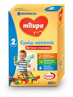 Сухая молочная смесь Milupa (Милупа) 2, 600г, 2