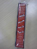Лента красящая 10м для картриджа матричного Epson MX100 Fullmark RC001BKHD (05743)