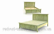 Кровать деревянная Калифорния, фото 3
